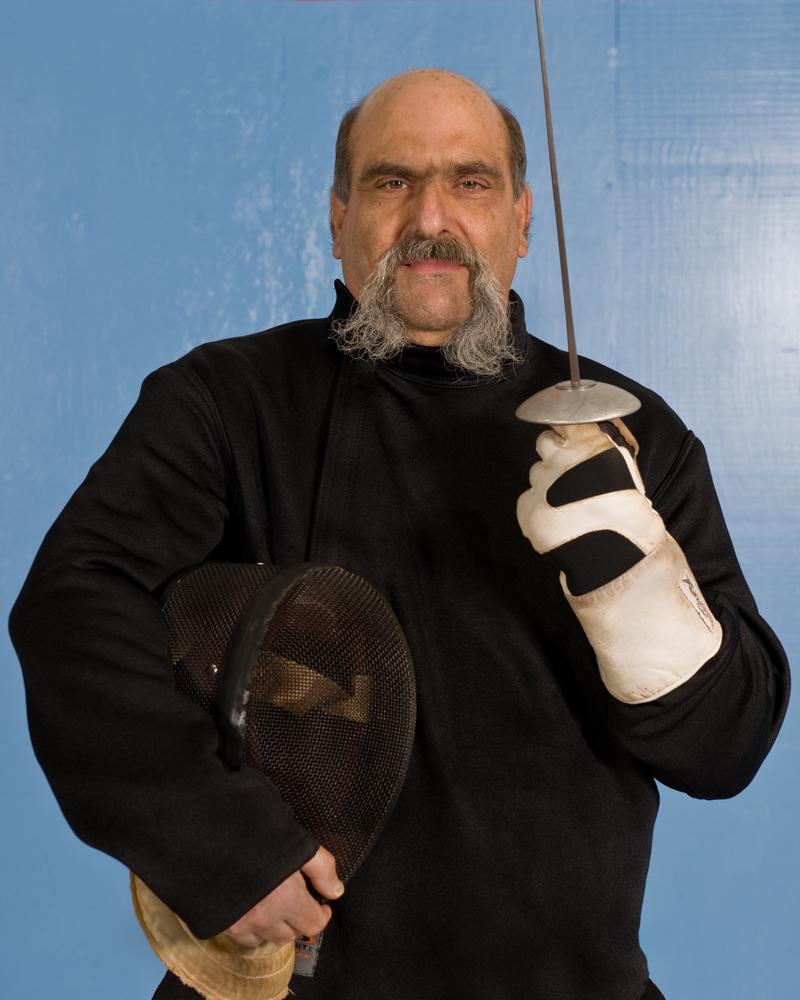 Chuck Swan: Co-Chair, Foil Instructor