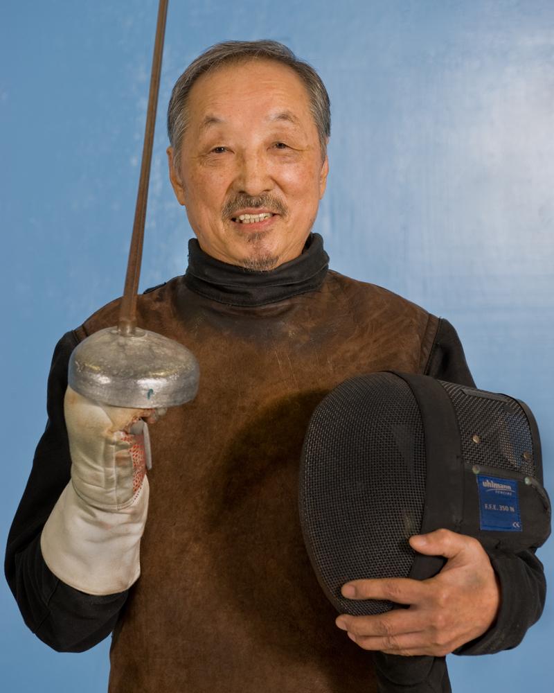 Seong Kim: Foil & Épée Coach