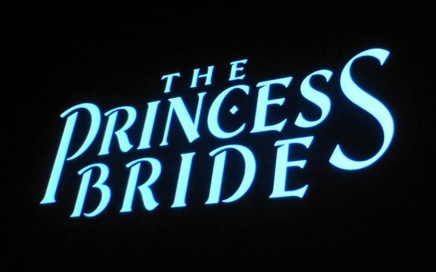 The Princess Bride at the Naro